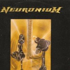 Discos de vinilo: LP NEURONIUM : EXTRISIMO . Lote 32480333