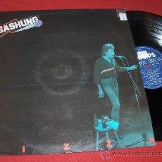 Discos de vinilo: ALAIN BASHUNG PIZZA LP 1981 PHILIPS ED ESPAÑOLA. Lote 32484049