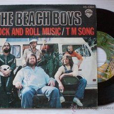 Vinyl-Schallplatten - beach boys, rock and rool music, single 7 - 32488577