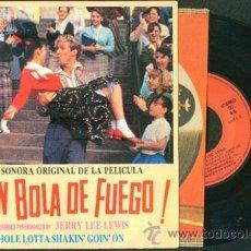 Discos de vinilo: ¡GRAN BOLA DE FUEGO! (JEWRRY LEE LEWIS). Lote 32492069