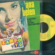 Discos de vinilo: ZAMPO Y YO 01 (ANA BELEN). Lote 32492089