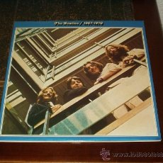 Discos de vinilo: BEATLES LP DOBLE 1967/1970. Lote 183195891