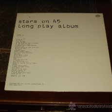 Discos de vinilo: STARS ON 45 LP LONG PLAY ALBUM COVERS BEATLES . Lote 32500352