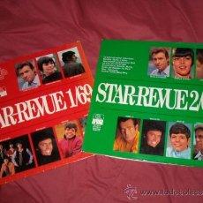 Discos de vinilo: JURGENS-HOLLIES-MATHIEU-CELENTANO-CAMILO-VARIOS STA-REVUE 69 LP 1 Y 2. Lote 32500865