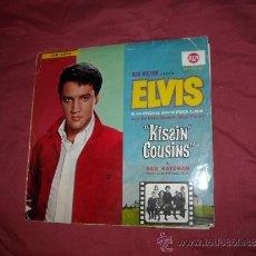 Discos de vinilo: ELVIS PRESLEY LP BANDA SONORA KISSIN COUSINS RCA ORIGINAL LPM-2894 VER FOTO ADICIONAL. Lote 32504365