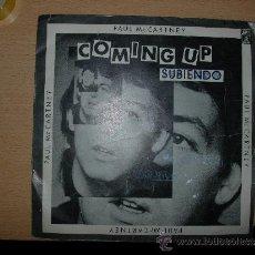 Discos de vinilo: PAUL MCCARTNEY SPANISH SINGLE PROMO THE BEATLES. Lote 32519208