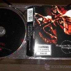 Discos de vinilo: MALIRYN MANSON TOURNIQUET CD MAXI . Lote 32525938