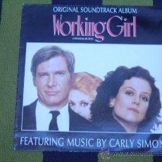 Discos de vinilo: WORKING GIRL - ARMAS DE MUJER ARISTA 1988. Lote 32533035