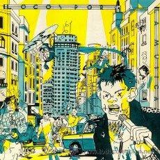 Discos de vinilo: LOCOS POR LA MUSICA - (1982) PARALISIS,DERRIBOS,PISTONES,TELEGRAMA,ZOQUILLOS,WAQ - MOVIDA PUNK LP. Lote 32540406