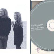 Discos de vinilo: CD CD CD ROBERT PLANT & ALISON KRAUSS LED ZEPPELIN - RAISING SAND - CD PROMOCIONAL RARISIMO . Lote 32542200