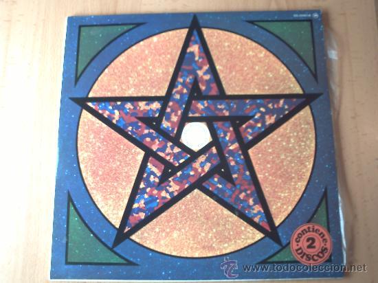 THE PENTANGLE SWEET CHILD ZAFIRO SERIE GUIMBARDA 1978 2 LPS (Música - Discos - Singles Vinilo - Country y Folk)