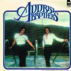 Discos de vinilo: ADDRISI BROTHERS - ADDRISI BROTHERS - LP 1977 - . Lote 32550998