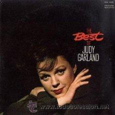 Discos de vinilo: JUDY GARLAND. Lote 32551095
