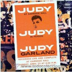 Discos de vinilo: JUDY GARLAND. Lote 32551104
