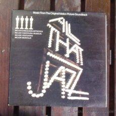 Discos de vinilo: ALL THAT JAZZ - 1978. Lote 32557634