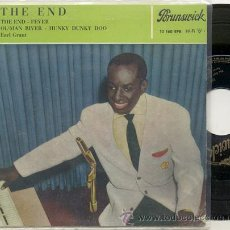 Discos de vinilo: EP 45 RPM / EARL GRANT / THE END // EDITADO POR BRUNSWICK 1960 ESPAÑA. Lote 32559399