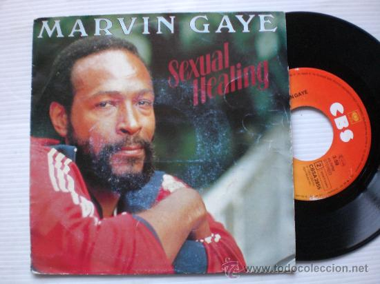 MARVIN GAYE, SEXUAL HEALING, SINGLE 7 EDIT. HOLLAND, NUEVO, RARO EN LIQUIDACION (Música - Discos - Singles Vinilo - Jazz, Jazz-Rock, Blues y R&B)