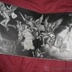Discos de vinilo: CERRONE IV ( THE GOLDEN TOUCH ) LP PORTADA DOBLE 1978 SPA. Lote 32561561