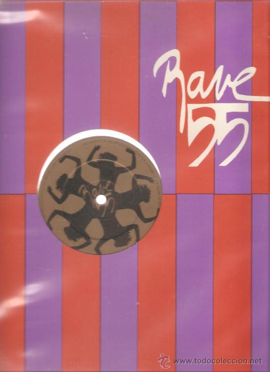 Discos de vinilo: 3 DISCOS DE ELECTRONIC TRANCE : SPEAKEASY, RAVE 55, SEE:3 , RIVERSIDE, JOHNNY W. - Foto 5 - 32563112