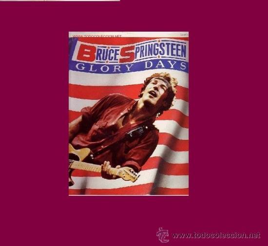 BRUCE SPRINGSTEEN DISCO MAXISINGLE (Música - Discos de Vinilo - Maxi Singles - Pop - Rock Extranjero de los 70)
