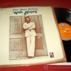 Discos de vinilo: VAN MCCOY THE REAL MCCOY LP 1976 H&L PROMO ED ESPAÑOLA. Lote 32564688