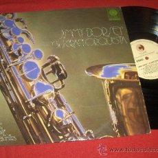 Discos de vinilo: JIMMY DORSEY Y SU GRAN ORQUESTA LP 1971 CLAVE ED ESPAÑOLA. Lote 32564699
