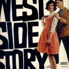 Discos de vinil: WEST SIDE STORY (10 PULGADAS ORLADOR 1964). Lote 32574407