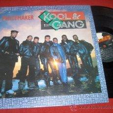 Discos de vinilo: KOOL & THE GANG PEACEMARKER/ ACAPELLA/ NEW VERSION/DUB 12