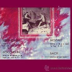 Discos de vinilo: LOTE DE MUSICA CLASICA 8 LP PORTADA DOBLE SELLO CID CLUB INTERNACIONAL DEL DISCO. Lote 25676052