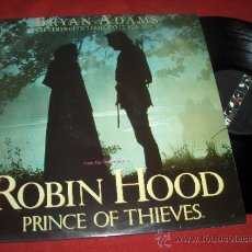Discos de vinilo: BRYAN ADAMS ROBIN HOOD OST BSO. (EVERYTHING I DO)I DO IT FOR YOU ..+3 12