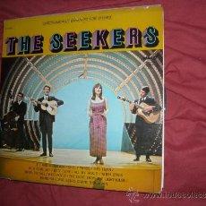 Discos de vinilo: SEEKERS THE LP THE SEEKERS 1967 PICKWICK USA PC-3068 VER FOTO ADICIONAL. Lote 32599434