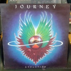 Discos de vinilo: JOURNEY - EVOLUTION. Lote 32601316