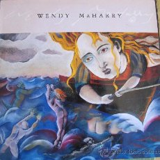 Discos de vinilo: LP - WENDY MAHARRY - SAME - EDICIION HOLANDESA, AM RECORDS 1990. Lote 32613413