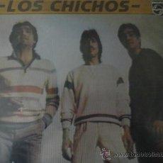 Discos de vinilo: LOS CHICHOS LP ADELANTE. Lote 32617047