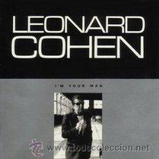 Discos de vinilo: LEONARD COHEN - I'M YOUR MAN. Lote 32617813