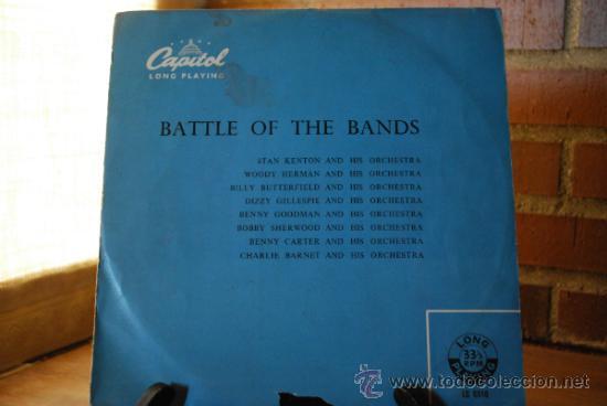 BATTLE OF THE BANDS (Música - Discos de Vinilo - Maxi Singles - Jazz, Jazz-Rock, Blues y R&B)