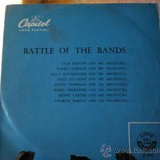 Discos de vinilo: BATTLE OF THE BANDS. Lote 32761604