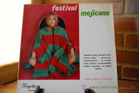 MUSICA MEJICANA (Música - Discos de Vinilo - Maxi Singles - Grupos y Solistas de latinoamérica)