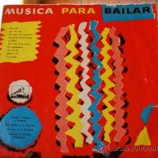 Discos de vinilo: MUSICA PARA BAILAR. Lote 32761713