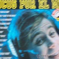 Discos de vinilo: LOCO POR EL MIX(VARIOS) DEL 94 2 LP. Lote 49059285