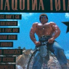 Discos de vinilo: MAQUINA TOTAL 4(VARIOS) DEL 92 2 LP. Lote 189992832