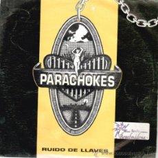 Discos de vinilo: PARACHOQUES * SINGLE VINILO * RUIDO DE LLAVES * ULTRARARE * PROMOCIONAL. Lote 32821303