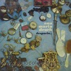 Discos de vinilo: ANA MARÍA DRACK - DESPACIO.... Lote 32631320