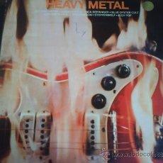 Discos de vinilo: HEAVY METAL. Lote 32635470
