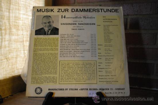 Discos de vinilo: musik sur - Foto 2 - 32761094