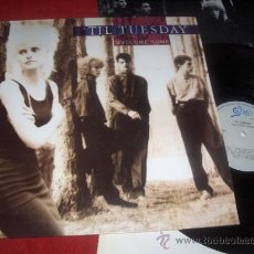 Discos de vinilo: TIL TUESDAY WELCOME HOME LP 1986 EPIC ED ESPAÑOLA. Lote 32645978