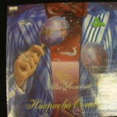 Discos de vinilo: HUAPACHA COMBO. BELTER 1981. LP. Lote 32650955