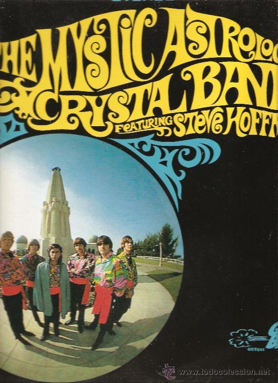 LP THE MYSTIC ASTROLOGIC CRYSTAL BAND FEATURING STEVE HOFFMAN ( PSICODELIA DE 1967) (Música - Discos de Vinilo - EPs - Pop - Rock Internacional de los 50 y 60)
