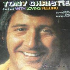 Discos de vinilo: MUSICA GOYO - LP - TONY CHRISTIE - UNA VOZ A DESCUBRIR *BB99. Lote 32664058