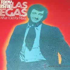 Discos de vinilo: MUSICA GOYO - LP - TONY CHRISTIE - UNA VOZ A DESCUBRIR *BB99. Lote 32664116